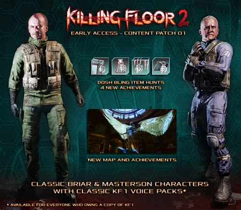 killing floor 2 voice actors killing floor 2 on steam
