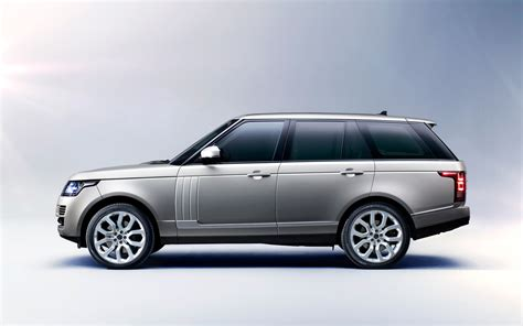 2018 Range Rover Base Prices Range From 83500 To 130950