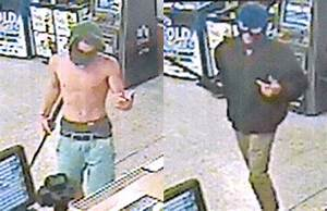 Hopkinsville police search for armed robbery suspects ...