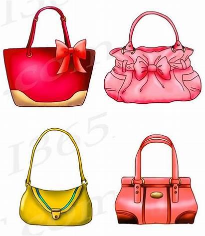 Clip Clipart Bag Purse Handbag Designer Bags