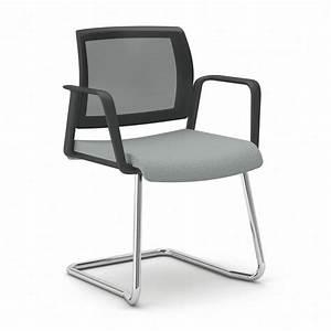 Chaise de bureau avec accoudoir