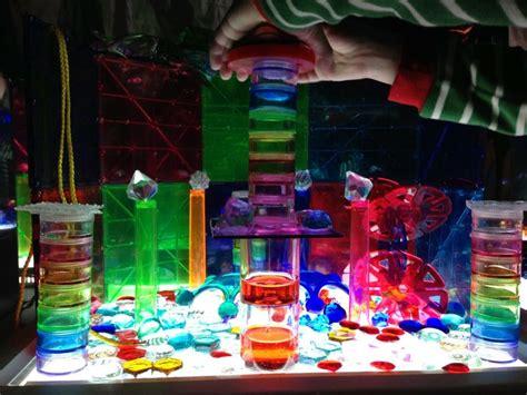 reggio emilia light table 41 best light table block play images on pinterest light