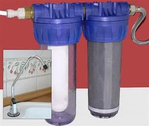 Filtre Eau De Puit : kit de filtration d 39 eau de pluie ou puits entre2 eaux ~ Premium-room.com Idées de Décoration