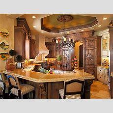 Rustic Kitchen Designs Mediterranean Kitchen Design