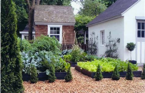 kitchen garden design ideas potager garden style combining edible flowering plants 4905