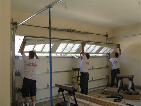 Electric Motor Repair Dallas by Garage Door Opener Installation Cost Lighthouse Garage