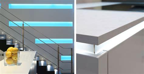 Illuminazione D Interni A Led Strisce Led Per Il Design Di Interni Illuminare La Zona