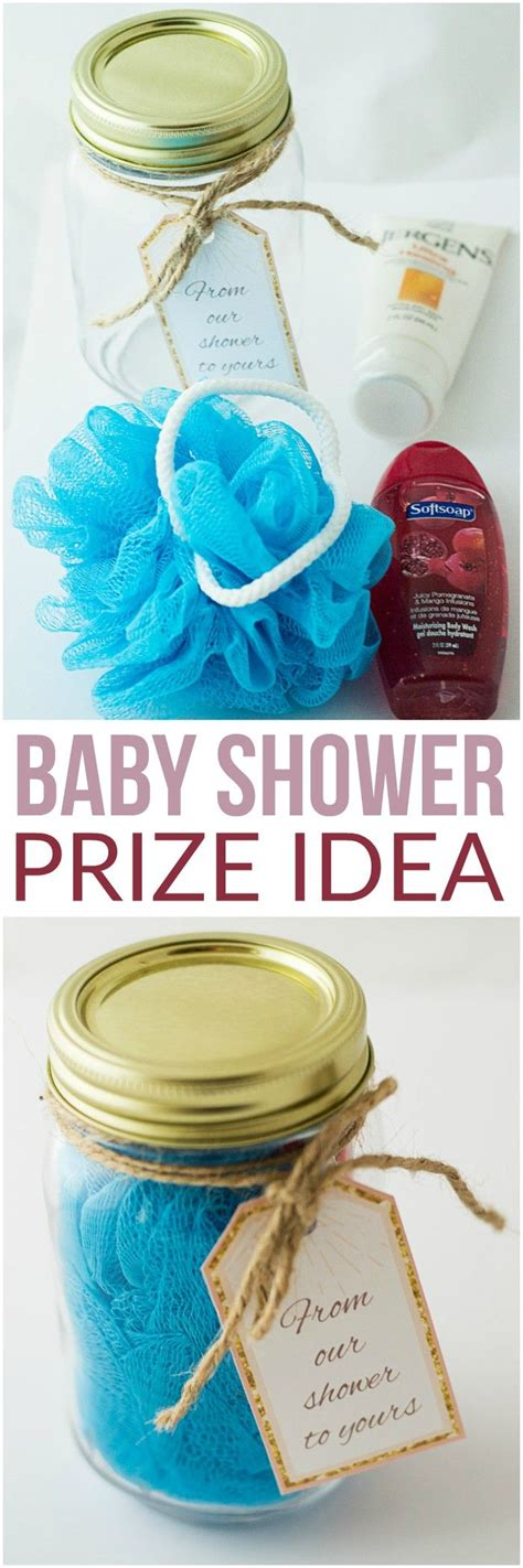 Cheap Baby Shower Prize Gifts - cheap baby shower prize idea pink and gold baby shower