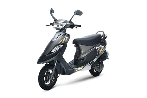 New Tvs Scooty Pep+ Check Prices Mileage, Specs, Pictures