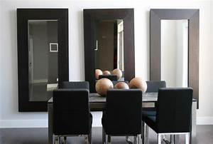 Contemporary dining room for Contemporary mirrors for dining room