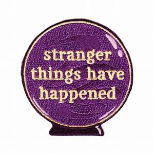 moved to shopamritbrar.com - Crystal Ball Patch: Stranger ...