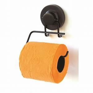 Panier Papier Toilette : d rouleur de papier toilette ventouse pas cher ~ Teatrodelosmanantiales.com Idées de Décoration