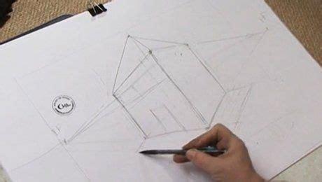 comment dessiner sur un mur de chambre envie d apprendre à dessiner en perspective comme un pro