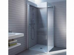 Cabine De Douche En Verre : cabine de douche en verre openspace by duravit design eoos ~ Zukunftsfamilie.com Idées de Décoration