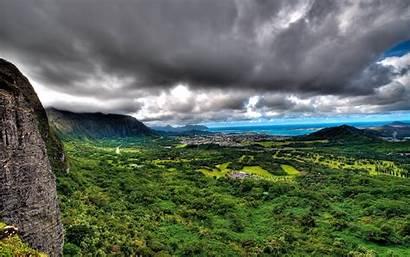 Hawaii 4k Desktop Wallpapers Landscape Nature States
