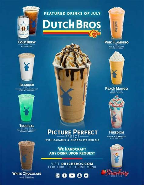 The carmelizer was our favourite and the hot chocolate a close second. 76 best Dutch bros drinks images on Pinterest   Dutch bros, Coffee and Coffee cafe