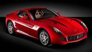 Full HD Wallpaper ferrari scaglietti front view sports car