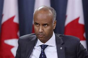 Ahmed Hussen, Minister of Immigration, Refugees and ...