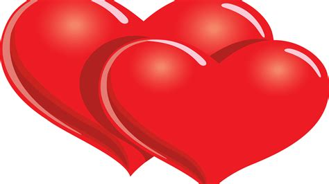 red hearts love hd background  wallpaperscom