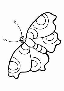 Dessin Facile Papillon : coloriage papillon 3 sur ~ Melissatoandfro.com Idées de Décoration