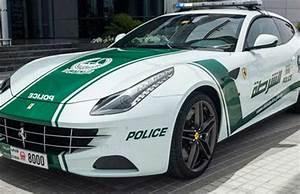 Dubai Police Fleet-Ferrari FF: 25 Fastest Police Supercars ...