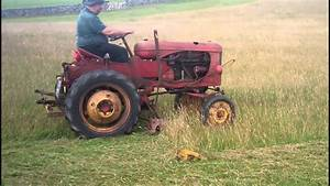 Massey Harris Pony With Finger Mower   Two