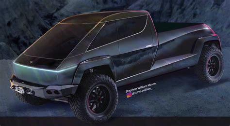 flipboard elon musks cyberpunk tesla pickup truck