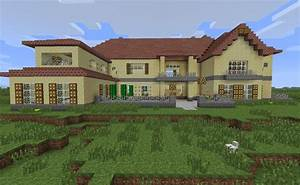 SevenChest Mansion Minecraft Project