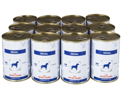 royal canin veterinary diet dog renal    pet