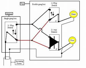 Help  Mystery Power In Complex 3-way  - Electrical