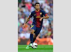 Thiago Alcantara Photos Photos FC Barcelona v Malaga CF