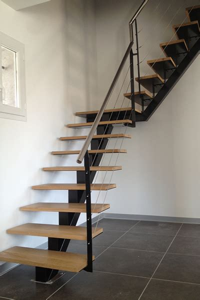 re d escalier en metal escalier m 233 tallique salon de provence ferronnier contemporain m 233 tallier