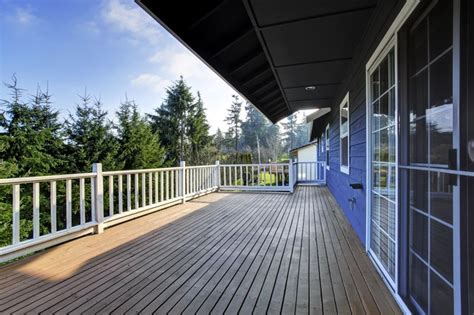 It's nearly impossible to stay up to code using cable rails. Building Code Deck Railing Requirements | Hunker