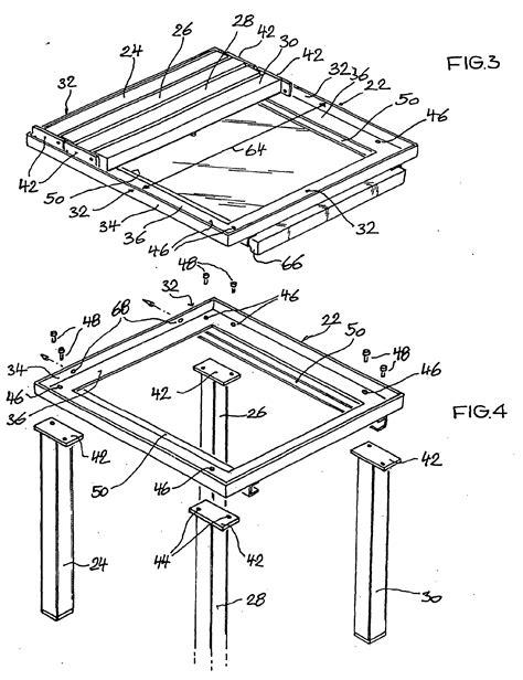 Gestell Für Waschmaschine Und Trockner übereinander by Patent Ep1227182a2 Untergestell F 252 R Eine Waschmaschine