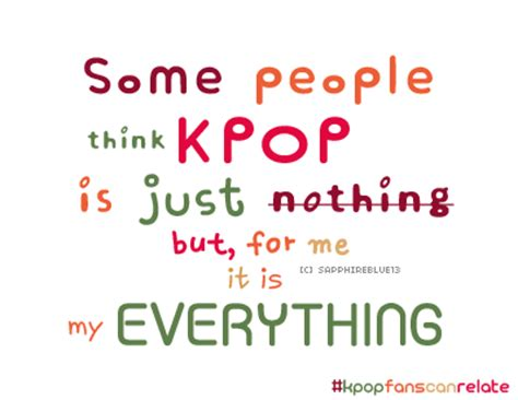 Kpop Fangirl Quotes 6