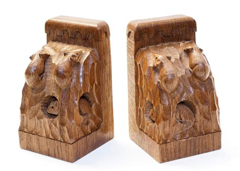 guide buying mouseman furniture antique collecting
