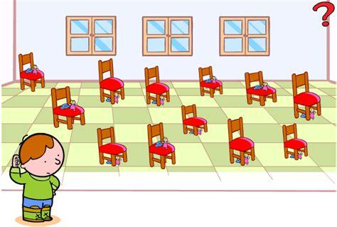 Paginas interactivas para preescolar : 1er Grado: Orientación espacial encima-debajo - Paperblog