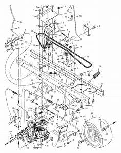 Murray 42591x88a Parts List And Diagram