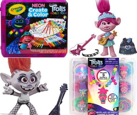 trolls world  printables  boys   toys