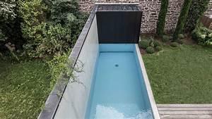 Petite Piscine Hors Sol : piscine petit espace petite piscine pour terrasse cool ~ Zukunftsfamilie.com Idées de Décoration