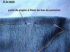 Faire Ourlet Jean : comment coudre bord a bord ~ Melissatoandfro.com Idées de Décoration