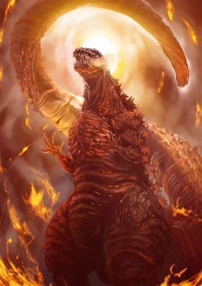 Godzilla Phone Wallpapers