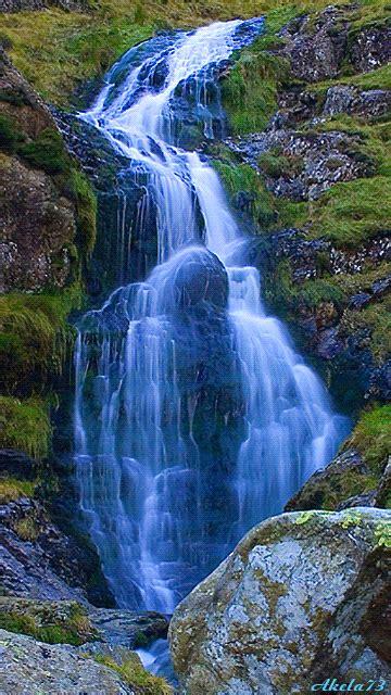 waterfall gifs gif abyss