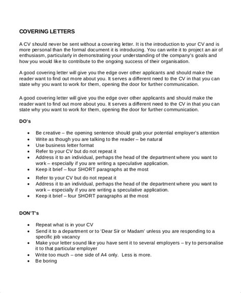 Cover Letter Introduction by How To Write A Letter Of Introduction To A