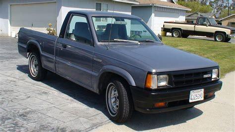 Mazda B2200 by 1991 Mazda B Series 2 Dr B2200 Standard Cab Sb