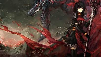 Demon Anime Warrior Wallpapers Warior Wallpaperplay