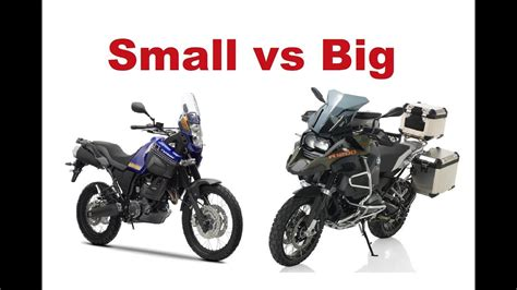 Top 5 Reasons To Ride Small Motorcycle On A Long Adventure