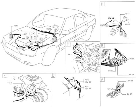 Xudate Engine Wiring Diagrams