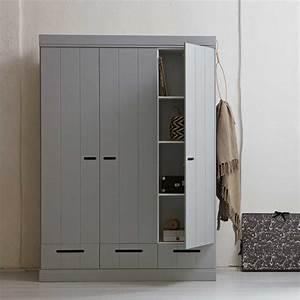 Kleiderschrank Skandinavisches Design : schr nke von basilicana g nstig online kaufen bei m bel garten ~ Markanthonyermac.com Haus und Dekorationen
