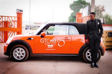 GTBank announces GTCrea8 Mini Cooper winner - 789Marketing